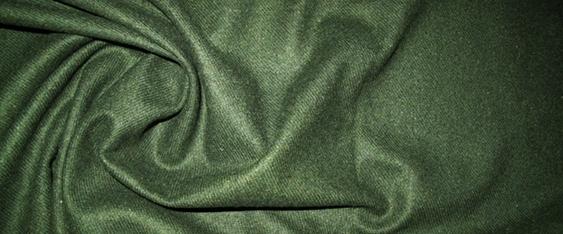 Schurwollmischung - tannengrün