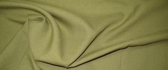 Baumwollmischung - lindgrün