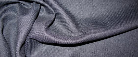 Schurwollmischung, blau-schwarz