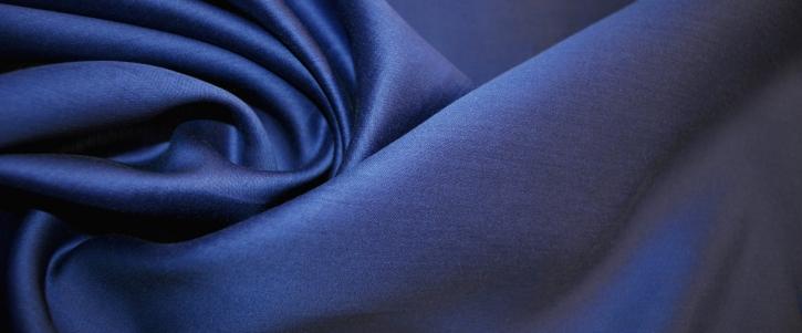Organza - königsblau