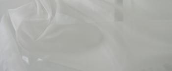 Organza - weiß
