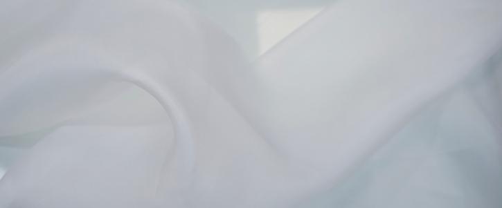 Seidenorganza - creme