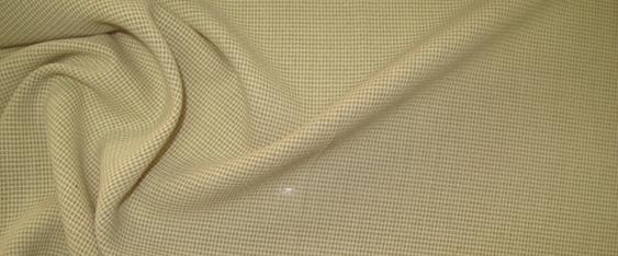 Schurwollmischung mit Baumwolle