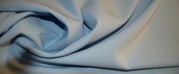 Nadelstreifen - hellblau
