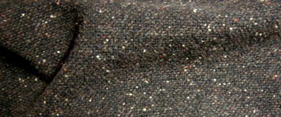 Schurwollmix beschichtet mit Regenhaut