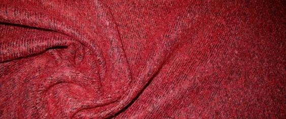 Wollmischung mit Baumwolle