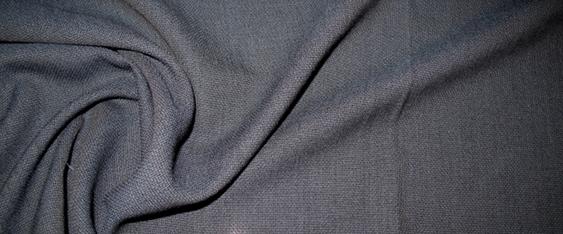 Schurwolle, blau-schwarz