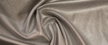 Kunstleder - silber