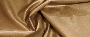 Kunstleder - gold