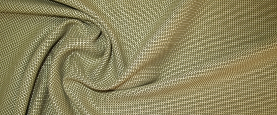 Schurwollmix in beige/grau