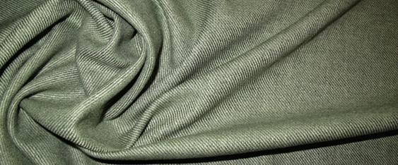 Schurwolle-Seidenmischung, mint
