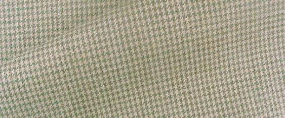 Schurwollmix in graugrün