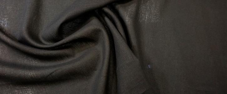 Kostümleinen - schwarz