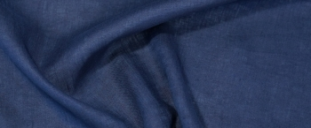 Kostümleinen - dunkelblau
