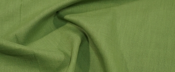 Rest Kostümleinen - grasgrün