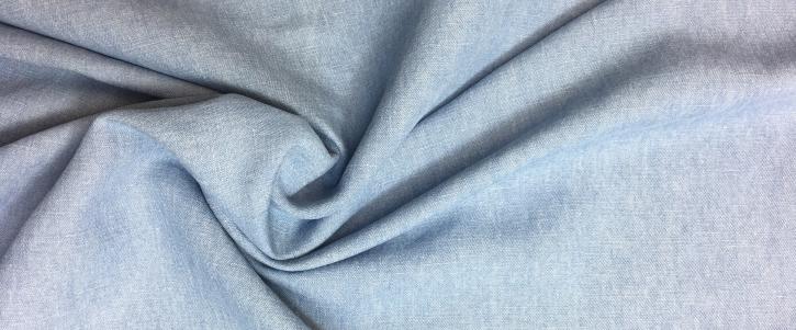 Leinenmischung - hellblau