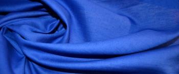Halbleinen - königsblau