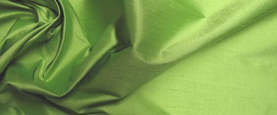 Wildseide - apfelgrün