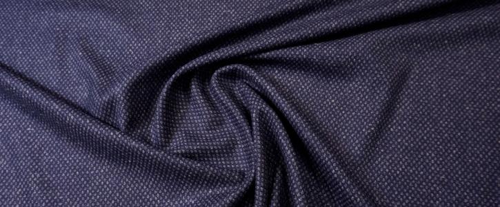 Schurwolle - Blautöne