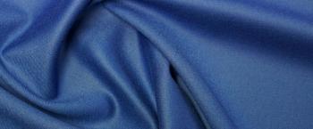 Flanell - königsblau