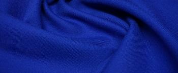Double Flannel - königsblau