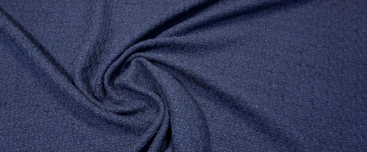 Boucle - dunkelblau