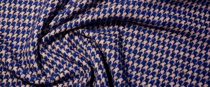 Givenchy - braun/blauer Hahnentritt