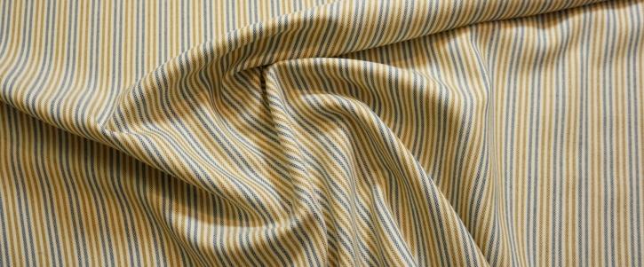 Schurwolle - garngefärbt Streifen