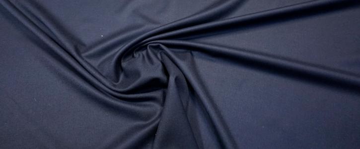 Schurwolle - dunkelblau