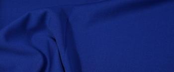 Crepe Georgette - königsblau