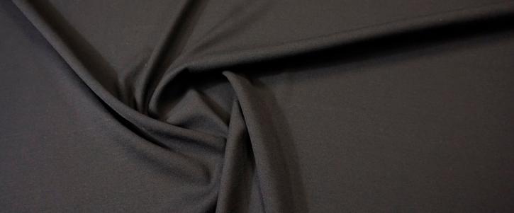 Abseitengeorgette - schwarz