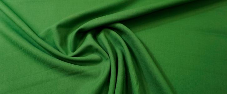 Schurwollstretch - waldgrün