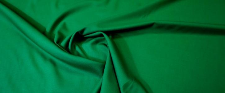 Schurwollstretch - grasgrün