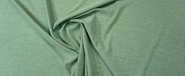 Merinojersey - gräuliches mint