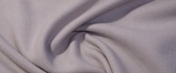 Rest Schurwolle mit Angora - lichtgrau