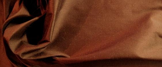 Wildseide - dunkelbraun