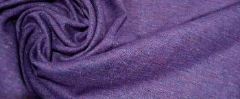feiner Tweed - lila