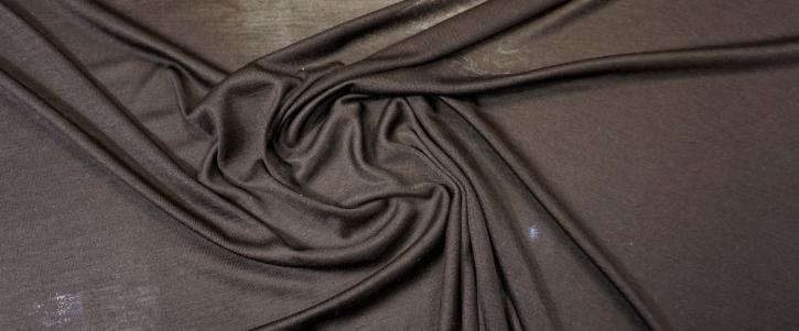 Schurwolle mit Seide - Jersey