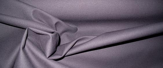 Baumwolle in Stretchqualität, blau-grau