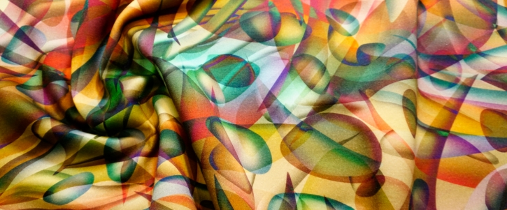 Rest, Scuba - abstraktes Muster