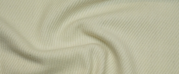Schurwollmix - diagonal gewebt