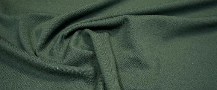 Schurwollmix - schwarzgrün