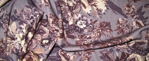 Jersey - Blumenbouquets