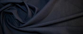 Gabardine - nachtblau