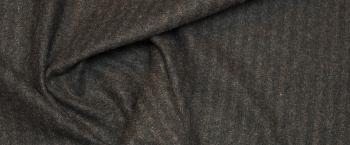 Schurwolle mit Alpaka - gestreift
