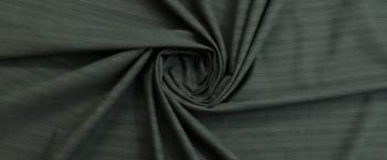 Rest Schurwolle mit Baumwolle