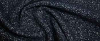 Schurwolle mit Baumwolle