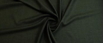 Schurwolle mit Kaschmir - grün/grau/blau