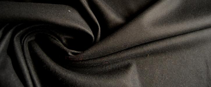 Kaschmirmischung - schwarz