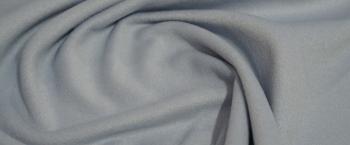 Schurwolle mit Kaschmir - bleu